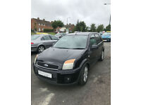 2006 FORD FUSION PLUS 1.4 TDCi DIESEL (CHEAP PART EXCHANGE TO CLEAR)