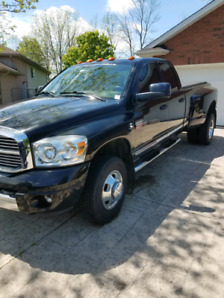2008 dodge ram 3500 or trade for motorhome class A