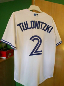 Blue Jays Authentic Tulowitzki jersey Brand New with tags