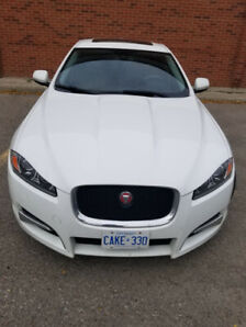 Jaguar XF for sale, Low KMS!!