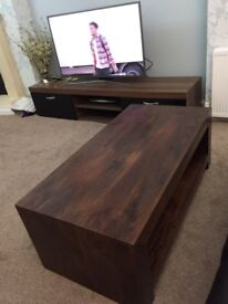 Coffee table wooden table