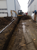 MINI HOE, SKID STEER and DUMP TRAILER SERVICES
