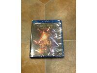 Star Wars The Force Awakens Blu-ray