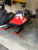Wanted bravo parts sled