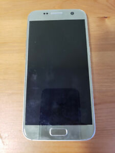 Galaxy S7 32GB Silver Unlocked - Condition like new