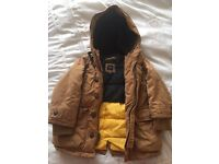 Boys GAP Coat Jacket 3 years