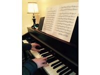 Piano Teacher - Private lessons / Tuition in West London. £20 ph. Free consultation available
