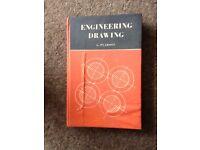 Engineering Drawing book.