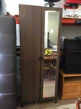 WARDROBE WITH AN ATTACHED MIRROR in EXCELLENT CONDITION Bentley Canning Area Preview