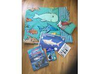 Whale and shark bundle READ DESCRIPTION!