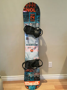 Snowboard Package- Great Condition