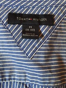 Tommy Hilfiger BOYS long sleeve shirt