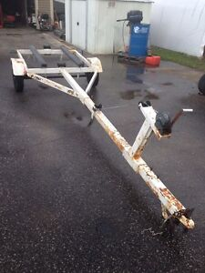 1994 North Trail 403 KG Boat Trailer now $450.