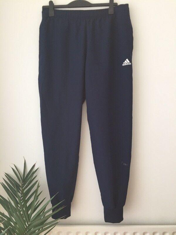 Adidas track bottoms