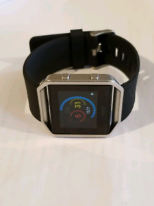 Fitbit Blaze - Black - Small and Large wristbands