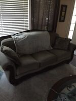 Hardly used couches for sale!