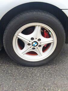 bmw z3 mags et pneus