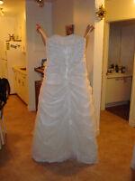 A VENDRE a vendre robe de mariée