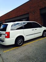 2011 White Chrysler Town & Country Limited- Certified~