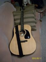 Reduced to sell Epiphone Acoustic