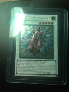 YuGiOh- T.G Wonder Magician Ultimate Rare Unlimited
