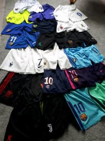 Football shorts 20 pairs xlbs