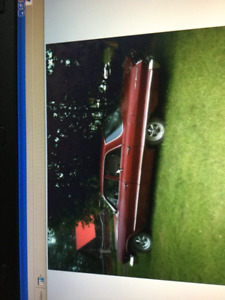 1963 Chevy Bel-Air 230 6cylinder without power steering,brakes