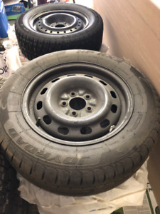 Joyroad 225/60R16 All Season Tires WITH RIMS (set of four)
