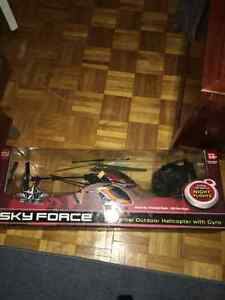 Remote Control Helicopter Kitchener / Waterloo Kitchener Area image 1