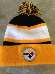NFL Pittsburgh Steelers budlight beer toque Gatineau Ottawa / Gatineau Area image 1
