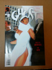 Ghost #1 Alex Ross Variant 2012