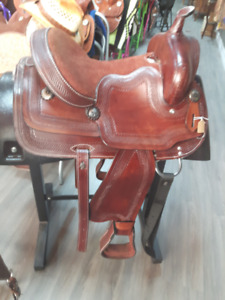 15 inch Pleasure Saddle