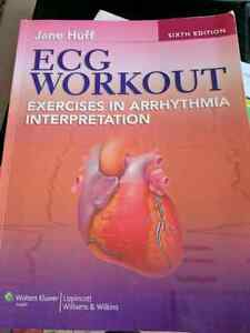 ECG workout book