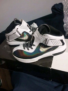 Lebron v5 soldier air max size 11.5