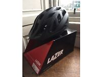 Blaze Cyclone Matt Black Cycling Helmet Bike Large