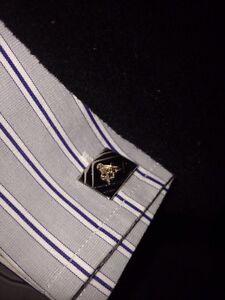 WANT - LOST Masonic cuff link