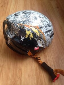 Snowboard helmet youth