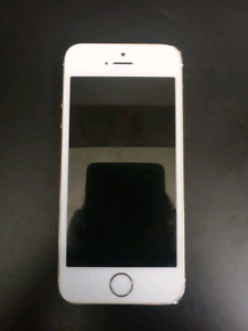 iPhone 5s 16gb $175OBO Telus or Koodo