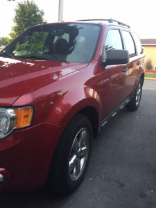 2009 Ford Escape XLT Limited Cuir - Leather SUV, Crossover