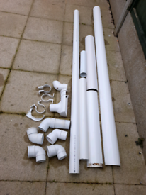 Guttering assortment.