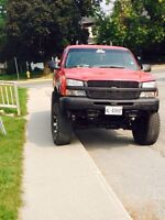 Lifted 2003 Chevy 1500 4.8l 4x4
