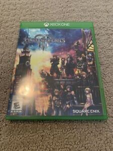 Kingdom Hearts 3- like new for the Xbox One