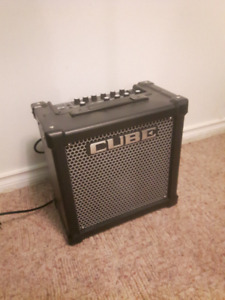 Guitar and Amp package! Great deal for a beginner!