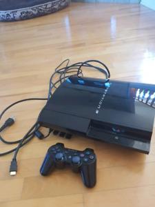Console PS3 fat très bonne condition