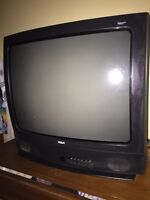 Free 25 inch TV and 27 inch TV