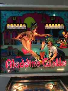 Bally's Aladins Castle