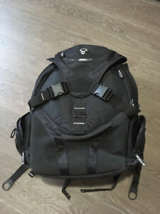 Backpack-style Laptop Bag