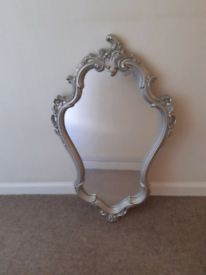 Large Ornate Mirror For Sale Clocks Mirrors Ornaments Gumtree