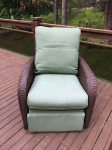 Patio Lounger/Recliner