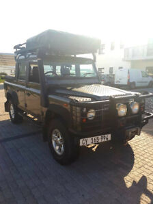 2004 landrover defender with very low kms